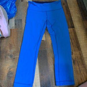RARE lululemon wunder under leggings